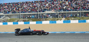Formula 1, 2015: Fernando Alonso, McLaren-Honda Stock Photos
