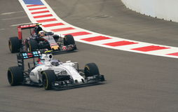 FORMULA 1 Grand Prix 2015 Stock Photography