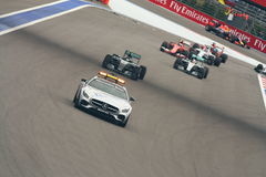 FORMULA 1 Grand Prix 2015 Stock Photo