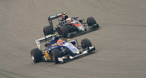 FORMULA 1 Grand Prix 2015 Stock Image
