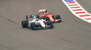FORMULA 1 Grand Prix 2015 Royalty Free Stock Images