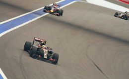 FORMULA 1 Grand Prix 2015 Stock Images