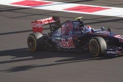 FORMULA 1 Grand Prix RUSSIAN 2014 stock images