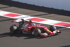 FORMULA 1 Grand Prix RUSSIAN 2014 Stock Photography