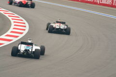 FORMULA 1 Grand Prix 2015 Royalty Free Stock Image