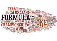 Formula A History To Text Background  Word Cloud Concept Stock Photos