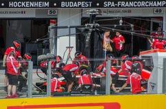 Formula 1 Stock Photography
