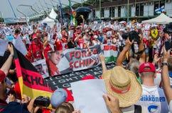 Formula 1 Stock Photo