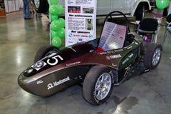 Formula Hybrid engineered by students auto Royalty Free Stock Photos