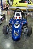 Formula Hybrid engineered by students auto Royalty Free Stock Photo