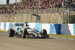 Formula 1, 2015: Royalty Free Stock Photos
