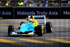 Formula Master China Series Stock Photography