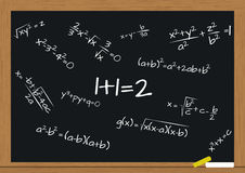 Formula math Stock Images