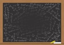 Formula math Stock Photo