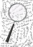Formula math Royalty Free Stock Images