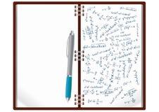Formula math Royalty Free Stock Photos