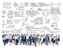 Formula Mathematics Equation Mathematical Symbol Concept Royalty Free Stock Photos