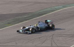 Formula one 2012 Royalty Free Stock Photos