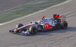 Formula one 2012 Royalty Free Stock Images