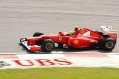 Formula one 2012 Stock Photography
