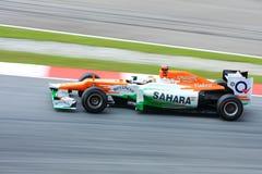 Formula one 2012 Royalty Free Stock Photography