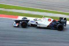 Formula one 2012 Royalty Free Stock Photos