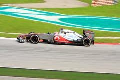 Formula one 2012 Stock Image