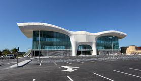 Formula One Cafe in Abu Dhabi Royalty Free Stock Images