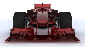 Formula one car Royalty Free Stock Image