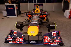 Formula one car Royalty Free Stock Images