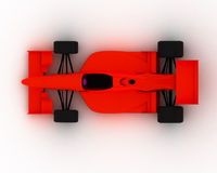 Formula One Car003 Stock Photos