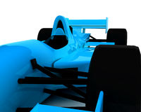 Formula One Car009 Royalty Free Stock Image