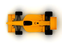 Formula One Car010 Stock Photo