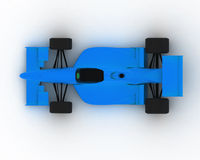 Formula One Car012 Royalty Free Stock Photos