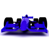 Formula One Car013 Stock Photos