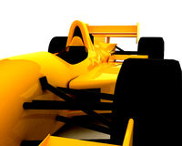 Formula One Car015 Stock Image