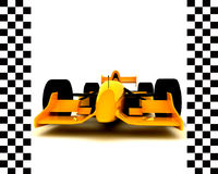 Formula One Car016 Stock Image