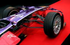Formula One concept Race Car Stock Photo