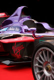 Formula One concept Race Car Royalty Free Stock Photo