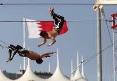 Formula one Gulf Air Bahrain Grand Prix 2015 Royalty Free Stock Photography