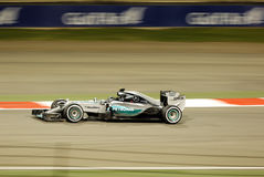 Formula one Gulf Air Bahrain Grand Prix 2015 Stock Image