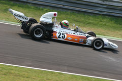 Formula one mclaren Royalty Free Stock Image