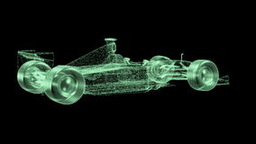 Formula One Mesh stock video footage