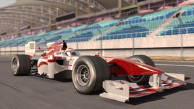 Formula one race car Royalty Free Stock Image