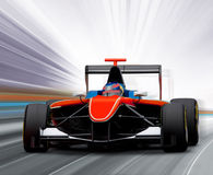 Free Formula One Race Car Stock Photography - 15708862