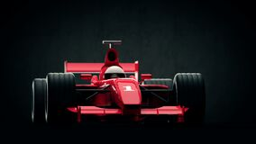 Formula One race car sport background