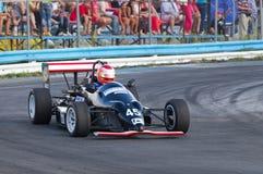 Formula one race Stock Image