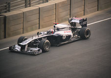 Formula One Racing Car Royalty Free Stock Photography