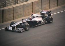 Formula One Racing Car Royalty Free Stock Photography