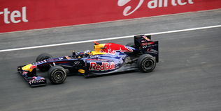 Formula One - Red Bull Racing Stock Images